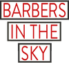 Barbers in the sky - Logo